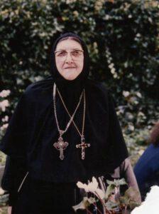 Игумения Магдалина Граббе