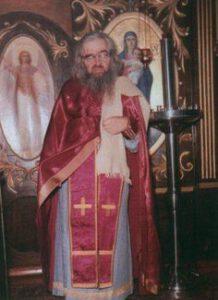 свят Иоанна с шарфом-омофором