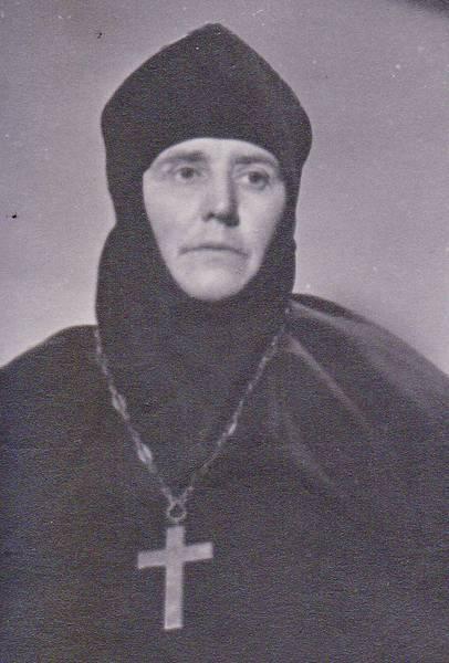 молодая Игумения Феодора (Львова)